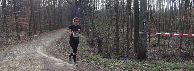 Halbmarathon Königsforst 2012
