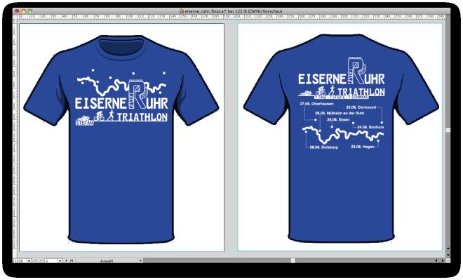 Eiserne Ruhr T-Shirt