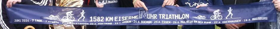 Eiserne Ruhr Zielband