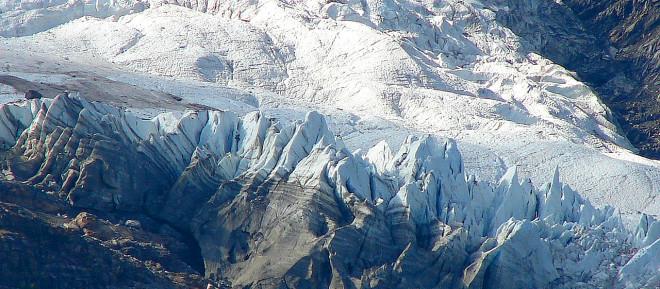 Bossons-Gletscher