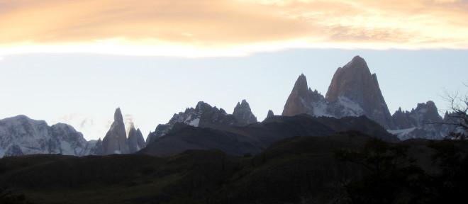 Fitz Roy und Cerro Torre